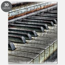 old piano Puzzle