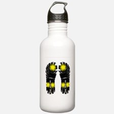 KAZI Yellow Water Bottle