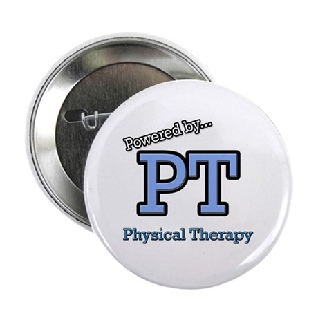 "Physical Therapy 2.25"" Button (10 pack)"