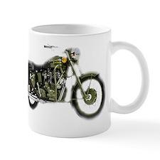 royal enfield bullet motorcycle Mug