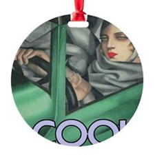 COOL = ITS ALL YOU NEED Ornament