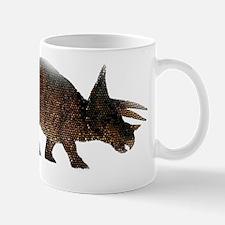Triceratops-mosaic Mug