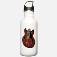 es345 gibson Water Bottle