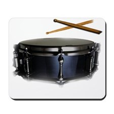 snare and sticks Mousepad