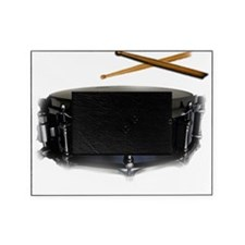 snare and sticks Picture Frame