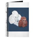 Poodle Pair Journal