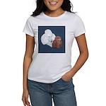 Poodle Pair Women's T-Shirt