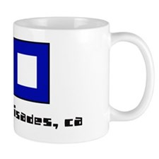 pacific palisades nautical-page1 Mug