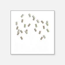 "money tree Square Sticker 3"" x 3"""