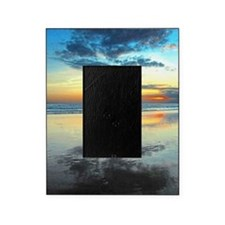 blue bali sunset 1 Picture Frame
