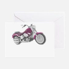 real women harley Greeting Card