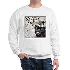 New Years Pug Dog Sweatshirt