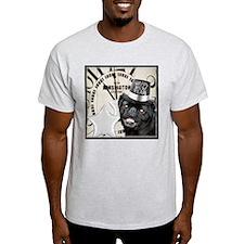 New Years Pug Dog T-Shirt