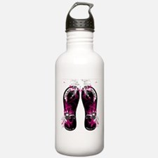hella bella pink Water Bottle