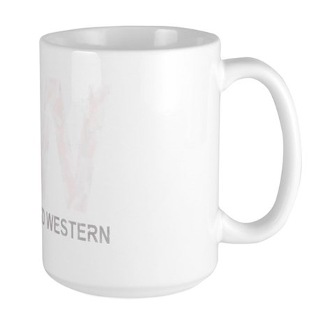 nw-weathered-dark Large Mug