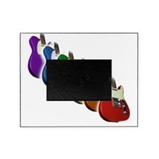 Rainbow Guitar Tee Picture Frame