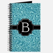 slider_monogram_damask_B_10 Journal