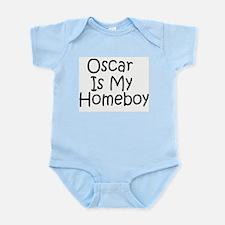 Oscar Is My Homeboy Infant Bodysuit