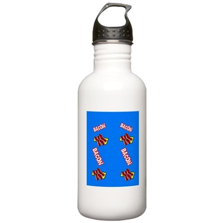 baconblue Stainless Water Bottle 1.0L