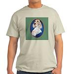 English Setter orange beltan Ash Grey T-Shirt