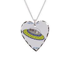 PiggyStimpy T-Shirt Necklace Heart Charm