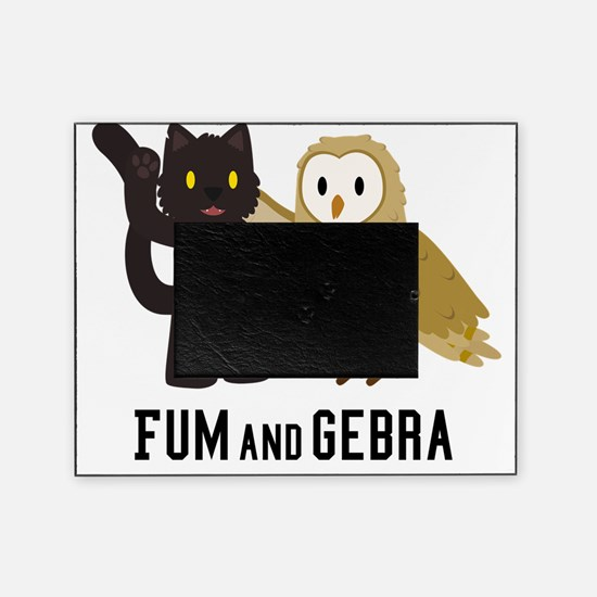 Fum and Gebra Picture Frame