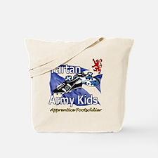 Tartan Army Kids Scotland Tote Bag