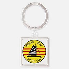 TONKIN GULF YACUHT CLUB Vietnam U  Square Keychain