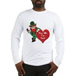 Masonic Valentine/St. Pats Day Long Sleeve T-Shirt