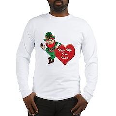 Masonic Valentine/St. Pats Day Long Sleeve T-Shirt