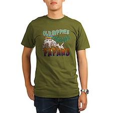 OLD HIPPIES MAKE COOL T-Shirt