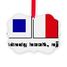 sandy hook nautical-page1 Ornament