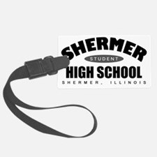 Shermer high school Luggage Tag