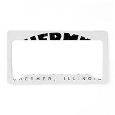 Shermer high school License Plate Holder