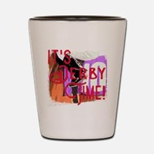 It's Derby Time! Shot Glass