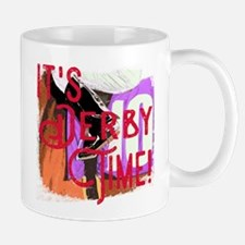 It's Derby Time! Mugs