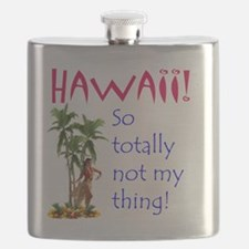Hawaii is not my thing Flask