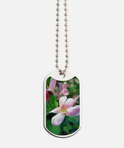 Floral Art Dog Tags