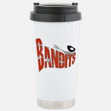 Sioux City Bandits Stainless Steel Travel Mug