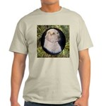 Clumber Spaniel Hunter Ash Grey T-Shirt