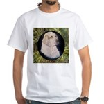 Clumber Spaniel Hunter White T-Shirt
