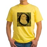 Clumber Spaniel Hunter Yellow T-Shirt