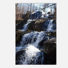 dark_hollow_falls Postcards (Package of 8)