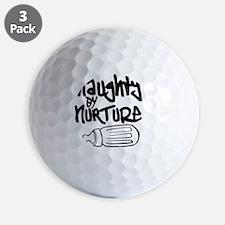Naughty by Nurture Golf Ball