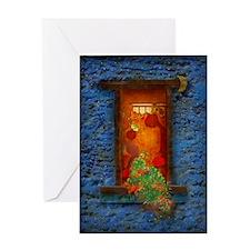 fenetre_windows_Lore_M_carre Greeting Card