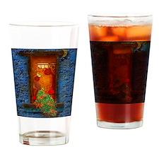 fenetre_windows_Lore_M_carre Drinking Glass