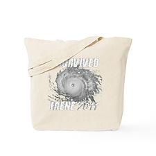 Irene White Tote Bag