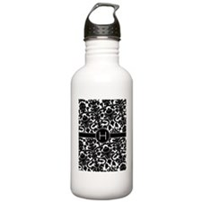 monogram_H Water Bottle