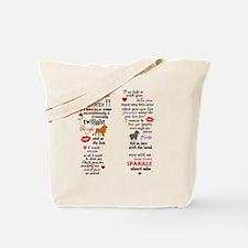 Twilight Terms FF Tote Bag