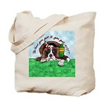 Bassett Hound Party guy!! Tote Bag